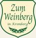 Zum Weinberg in Kronberg